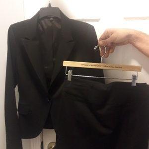 Express women's skirt suit